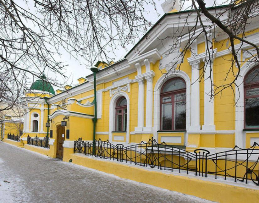 Красноярский художественный музей