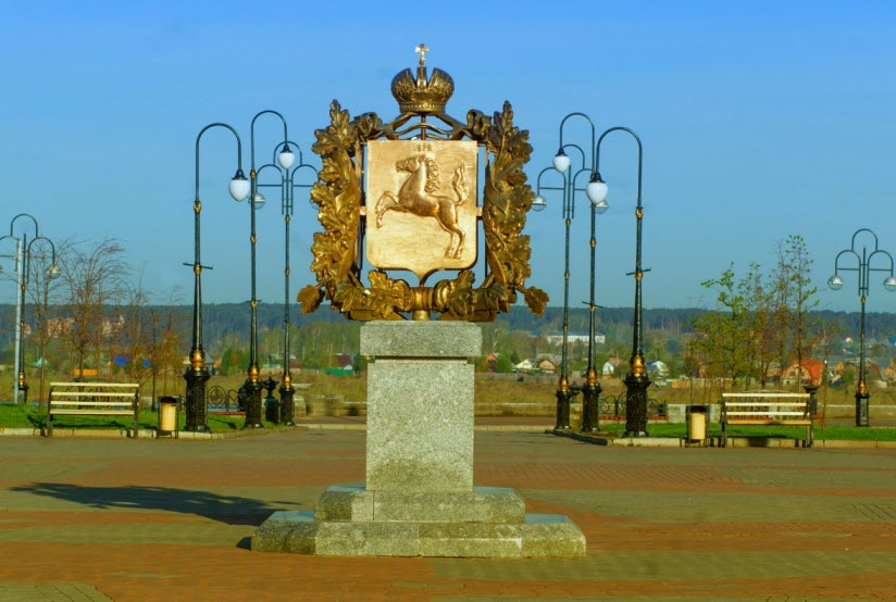 Монумент «400 лет Томску»