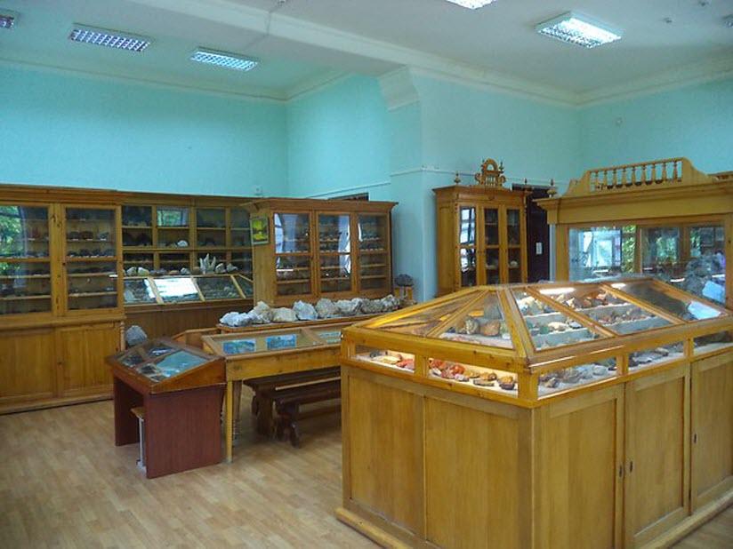 Музей минералов