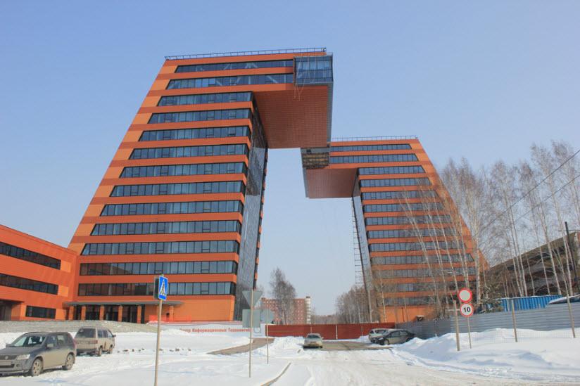 Здание Центра информационных технологий