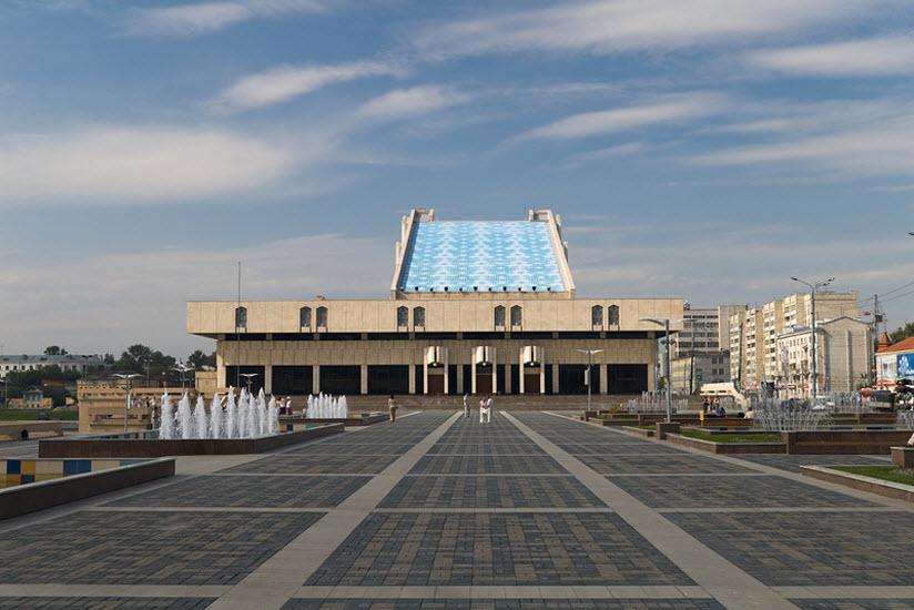 Академический театр им. Г. Камала
