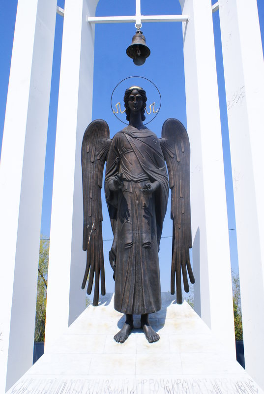 Чернобыльский ангел
