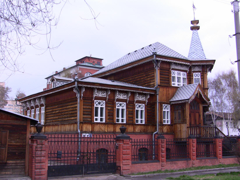 Дом Носовича