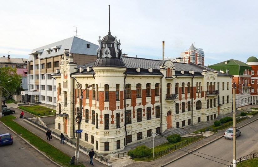 Дом Полякова и Яковлева