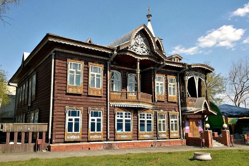 Дом Шадрина