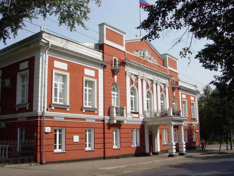 Дом начальника Алтайского горного округа