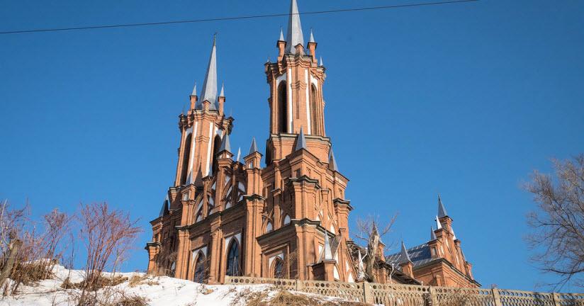 Католический собор Пресвятой Богородицы