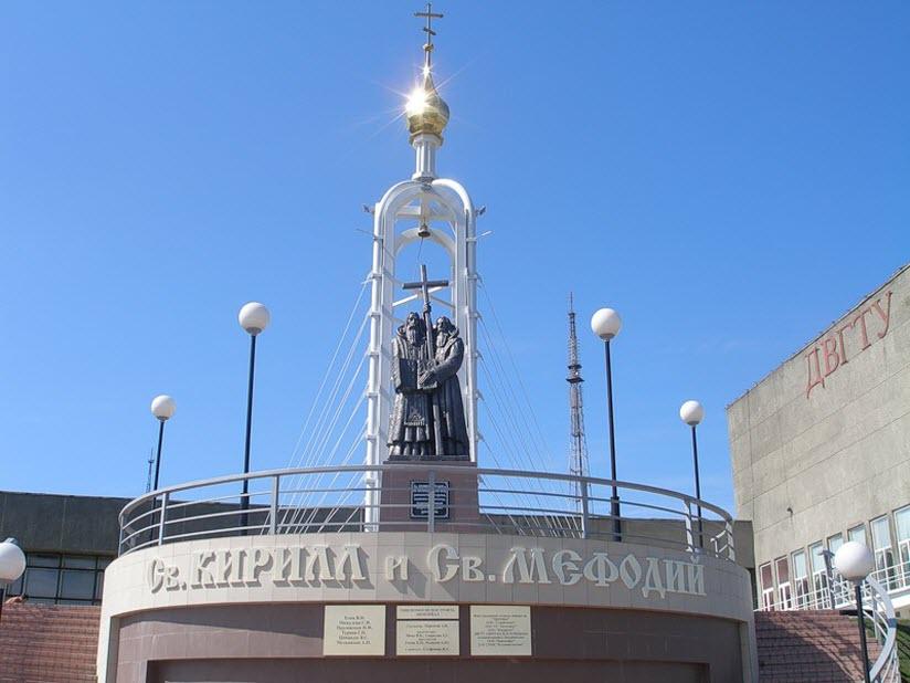 Колокольня Святых Кирилла и Мефодия