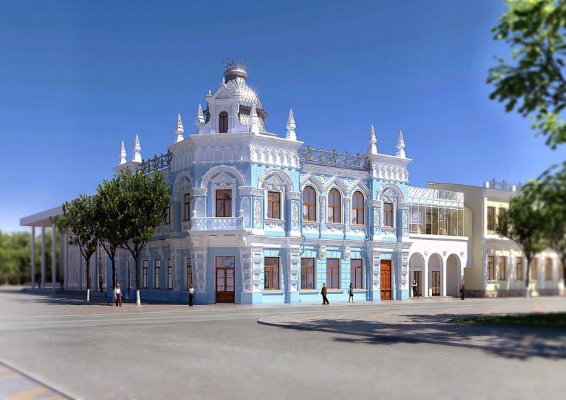 Краевой художественный музей