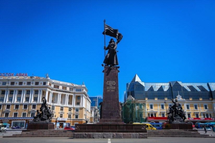 Мемориал борцам за Власть Советов