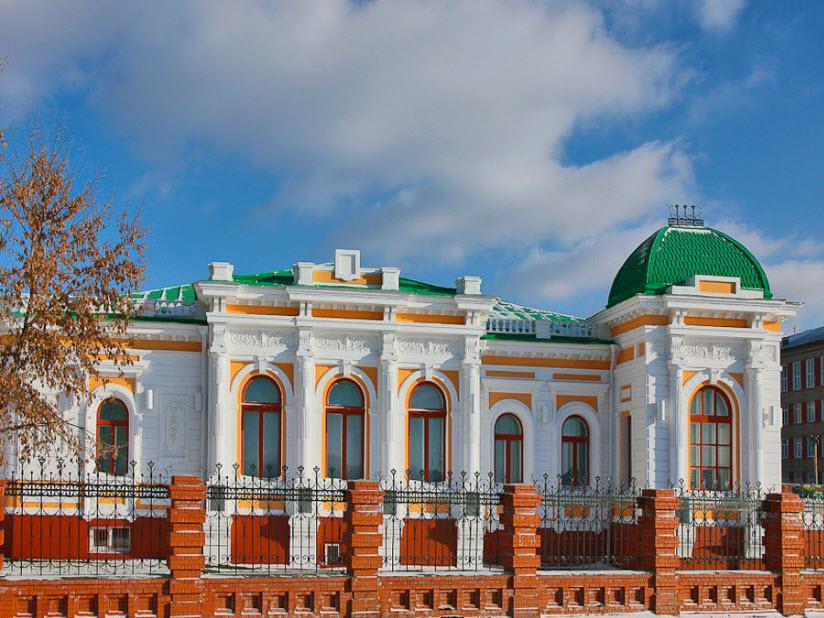 Особняк купца Батюшкина
