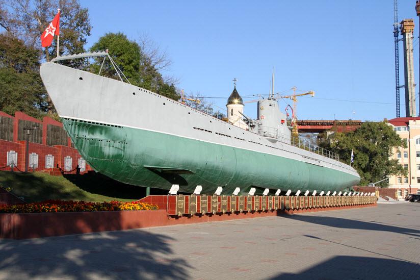 Подводная лодка С-56