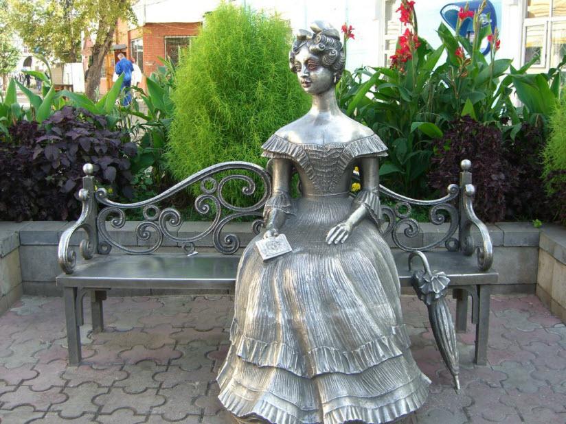 Скульптура Люба