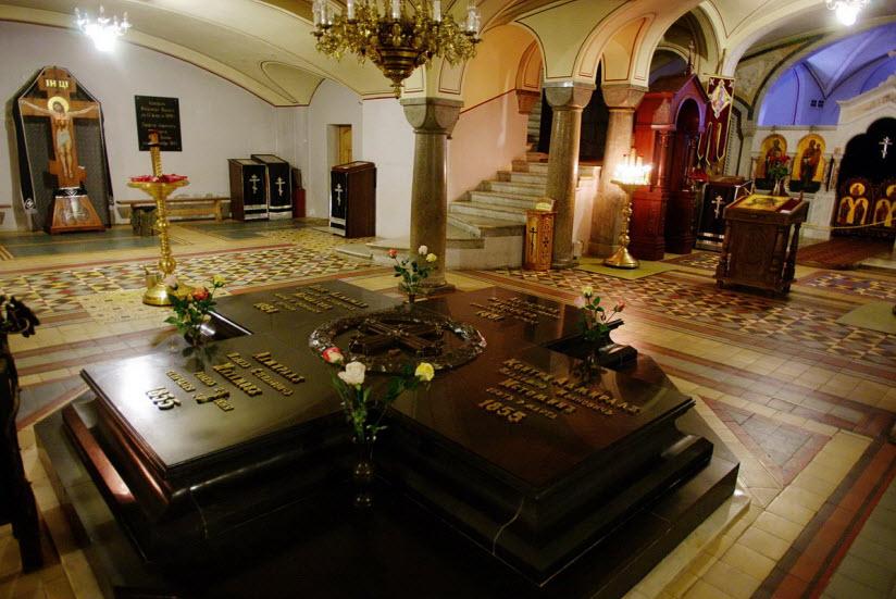 Владимирский собор-усыпальница