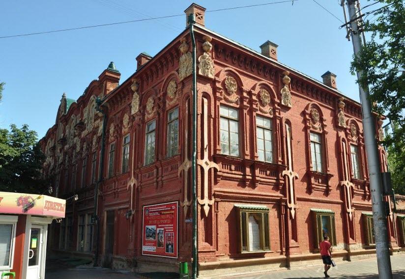 Донской казачий театр