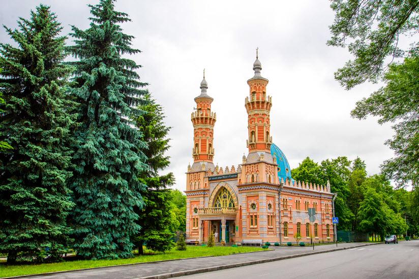 Мечеть Мухтарова