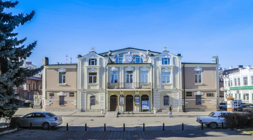 Русский академический театр им. Вахтангова