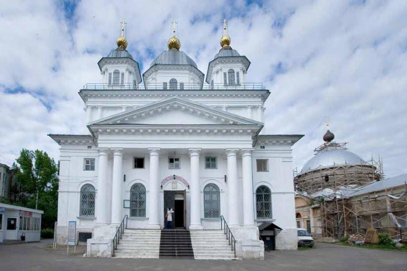Женский Казанский монастырь