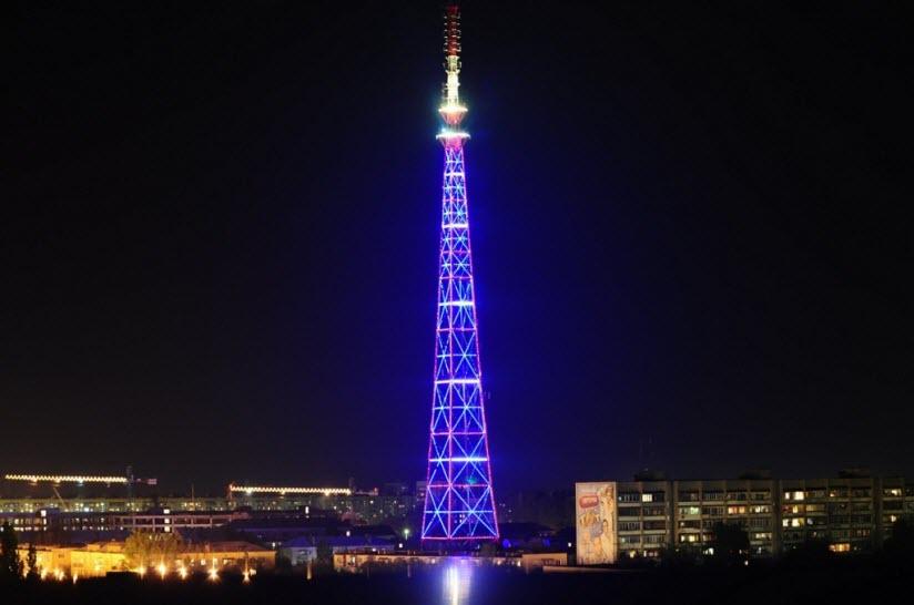 Астраханская телебашня