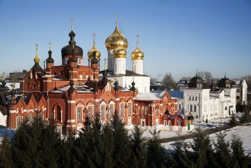 Богоявленский-Анастасиин монастырь