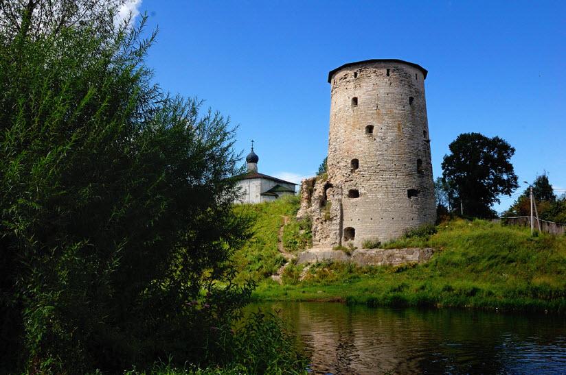 Гремячая башня