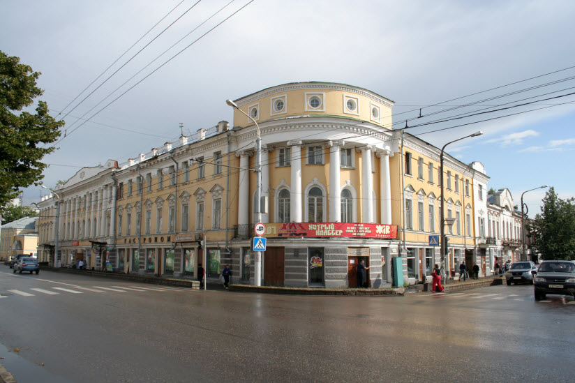 Особняк Казаринова