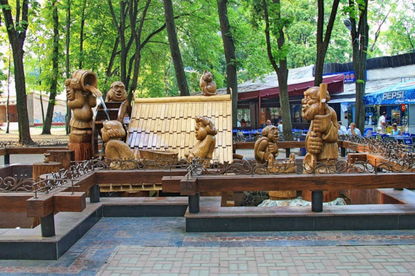 Парк-музей А.К. Толстого