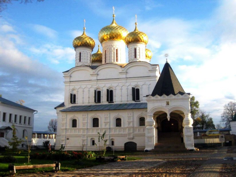 Троицкий собор Ипатьевского монастыря