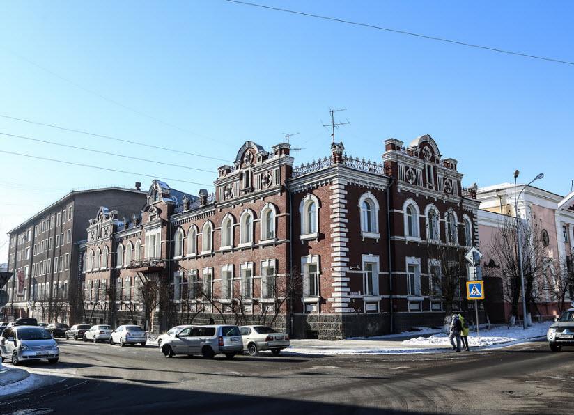 Доходный дом М. Бергута