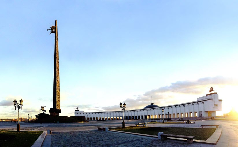 Мемориальный комплекс на Поклонной горе