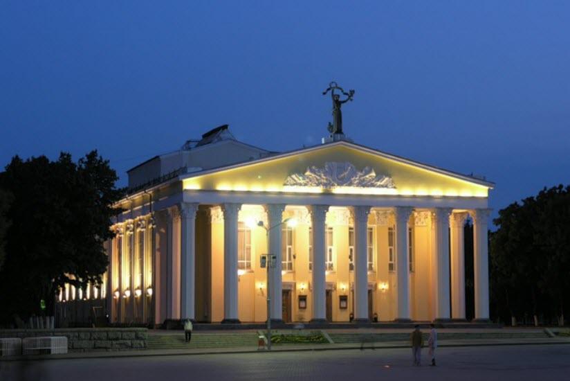 Драматический театр им М. Щепкина