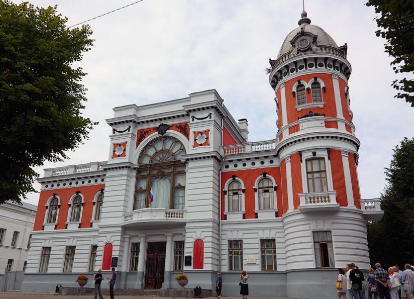 Краеведческий музей им И. Гончарова