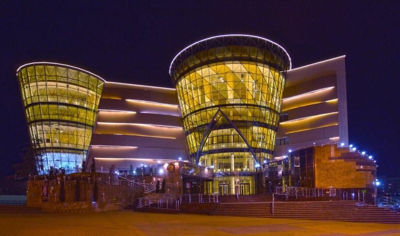 Здание государственной филармонии
