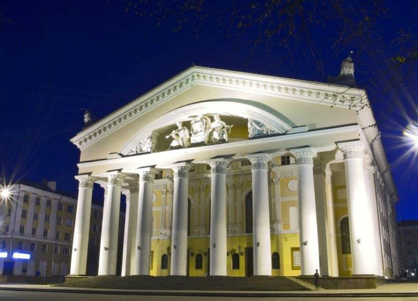 Калужский драматический театр