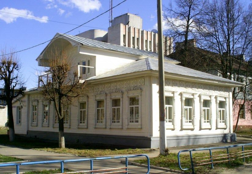 Музей народно-прикладного искусства