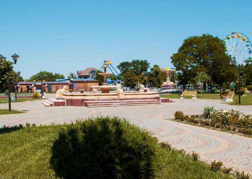 Парк Материнской Славы