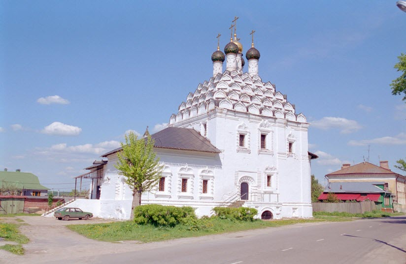 Храм Николы на посаде