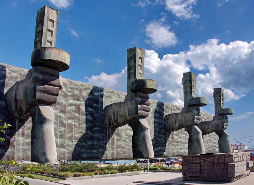 Мемориал «Рубеж обороны»