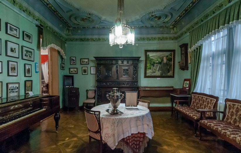 Музей «Дача Ф. Шаляпина»