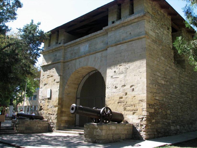 Русские ворота