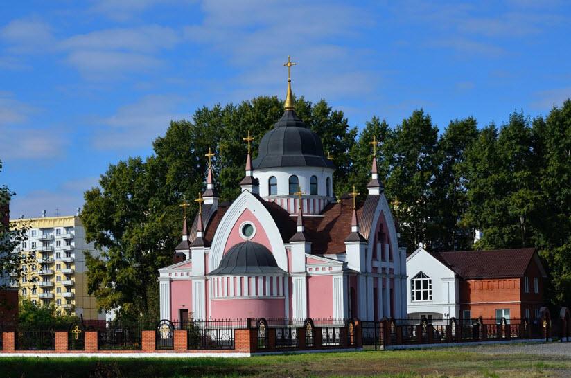 Католическая церковь Иоанна Златоуста