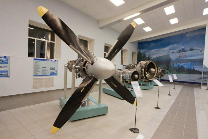 Музей авиационного двигателестроения