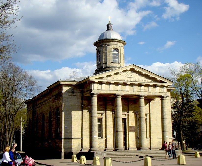 Никольская лютеранская церковь