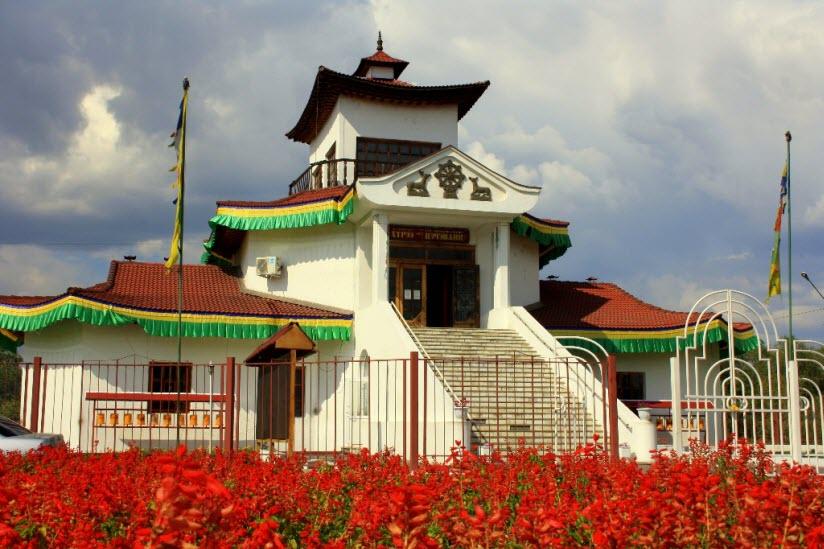 Храм Цеченлинг