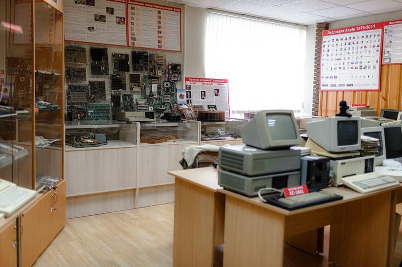 Кибер-музей