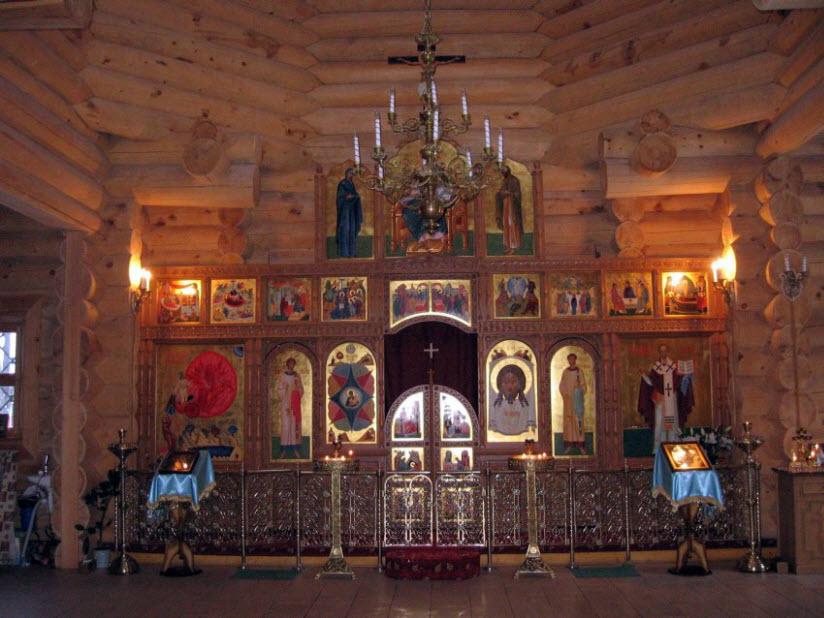 Храм во имя иконы «Неопалимая купина»