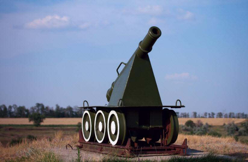 Музей военной техники
