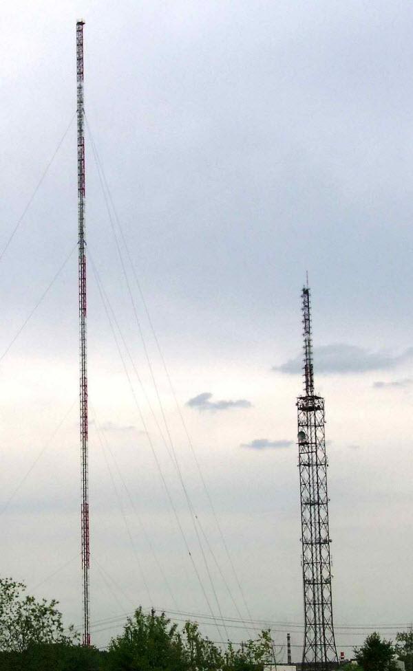 Радиомачта