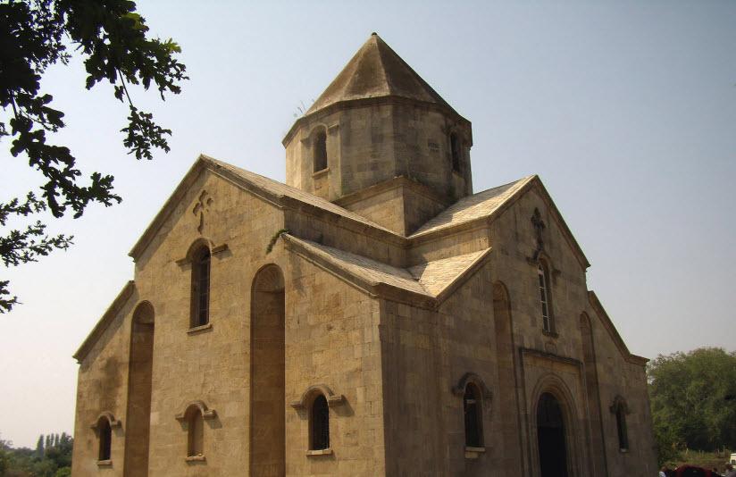 Церковь Святого Григориса