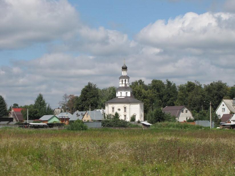 Усадьба Полтево